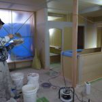 「山辺の家」塗装工事
