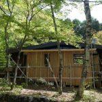 「木曽の別荘」リフォーム 大工工事