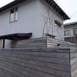 「蟻ヶ崎台の家」一年点検