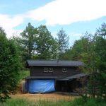 「森の見える家」外構工事準備