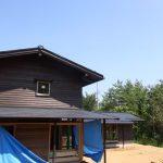 「森の見える家」造作工事完了