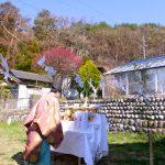 「束間の家」地鎮祭