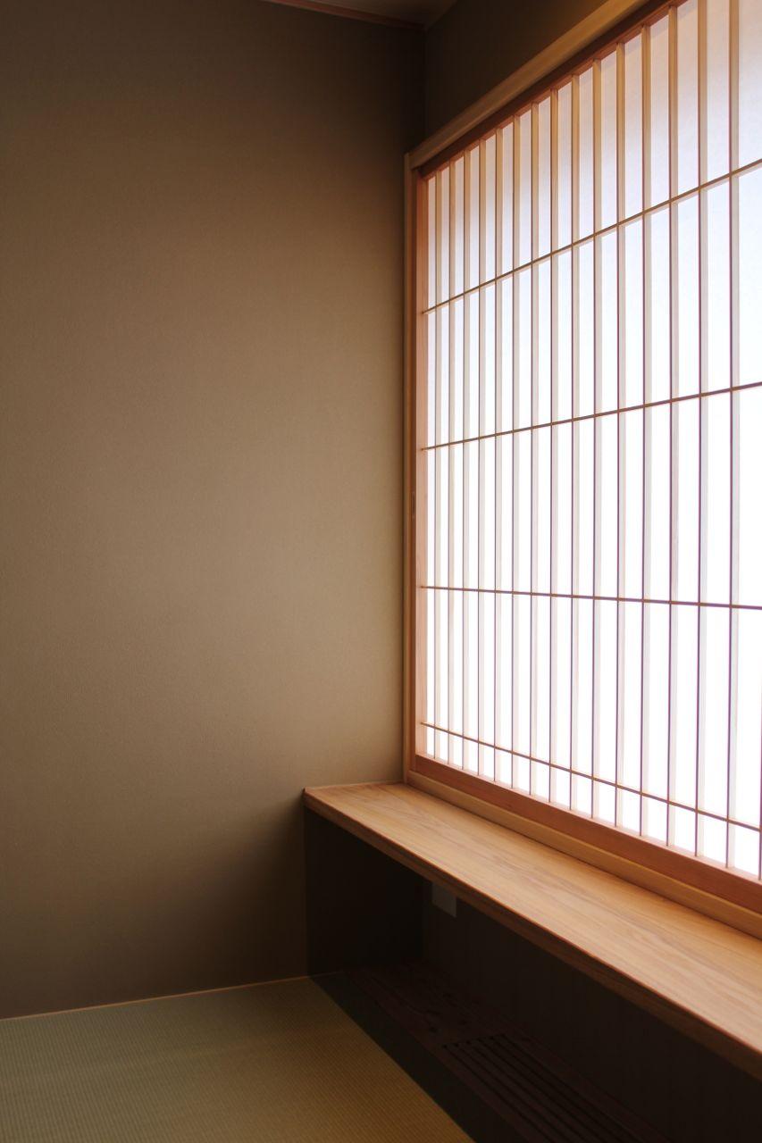四畳半の小さな隠れ和室